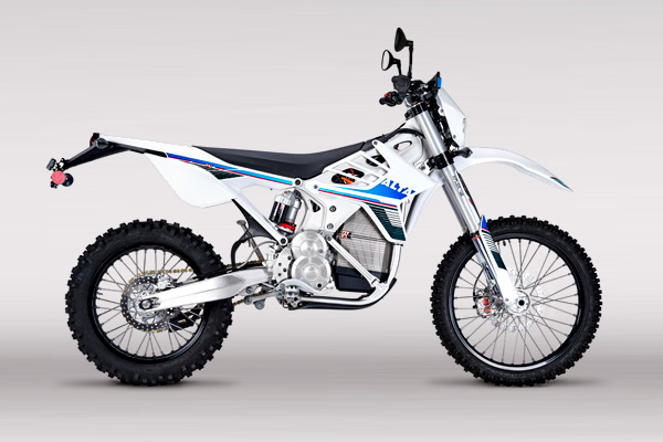 Alta Motors Redshift Electric Motorcycle