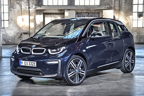 Select Your Bmw I3 Clean Vehicle Rebate Project