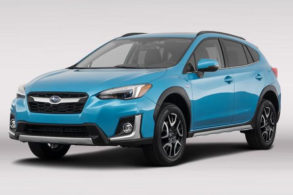 Subaru Crosstrek Hybrid Phev