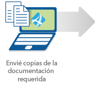 copias de documentos